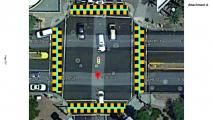Racing markings are coming to a downtown Phoenix crosswalk