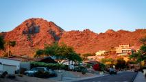 Q&AZ: How Do People Build Their Houses On Phoenix Mountains?
