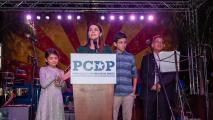 Grijalva, Romero Join Tucson Protest Against Border Wall