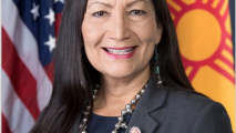 Interior Secretary Nominee Haaland Faces Tough Questions On First Day Of Confirmation Hearings