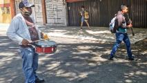 New Quarantine In Mexico City As COVID-19 Cases Rise Again