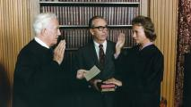 Justice OConnors Brother Remarks On 40th Confirmation Anniversary