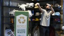 From Masks To Yoga Mats: Company Sees Surge In PPE Recycling