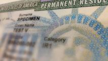 Trump Signs Immigration Order Pausing Green Cards