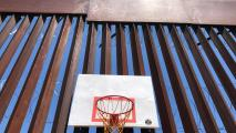 Border Basketball Art Installation Removed By Feds