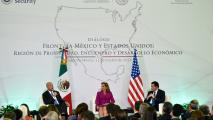 American, Mexican Security Officials Seek Continuity After Elections