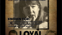Wanted Poster Featuring Rep. Ann Kirkpatrick Angers Democrats, Supporters