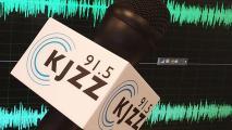 KJZZ microphone