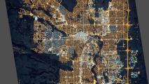 Artificial Light Pollution On The Rise Globally, LEDs Might Be Making It Worse