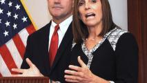 U.S. Senate Candidate Hopefuls Challenge McSally Appointment