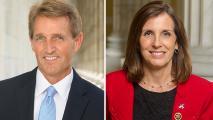 Flake Says Goodbye To U.S. Senate In Farewell Speech