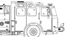 mesa fire truck