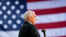 Trump Campaign: Pence To Host Arizona Event On Thursday