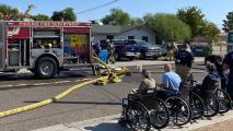 Phoenix nursing home fire