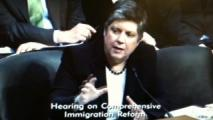 Napolitano calls vision for immigration reform firm and fair