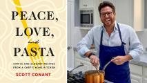 Scott Conant Peace Love and Pasta