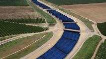Scientists Propose Covering Canals With Solar Panels