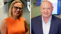 kyrsten sinema and mark kelly