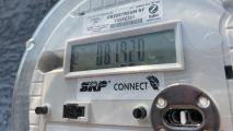 SRP electricity meter