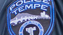 tempe police badge