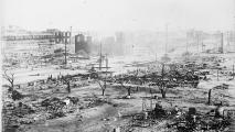 Tulsa Race Massacre ruins