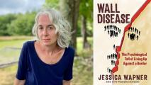 Author Explores The Psychology Of Borders In Wall Disease
