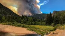 Wildfires Jeopardize Access To Drinking Water