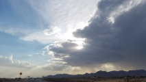 Cooler Temperatures, Slight Chance For Rain In Arizona