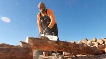 Cooperative Effort Helps Keep Navajo Families Supplied With Firewood