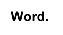 word podcast generic cover