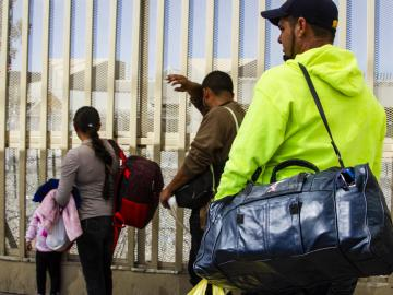 Migrant Trail San Luis Rio Colorado