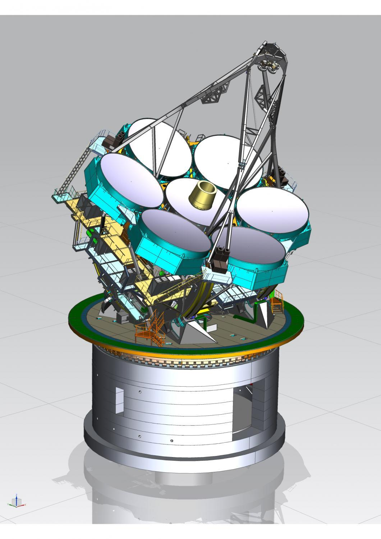Giant Magellan Telescopes