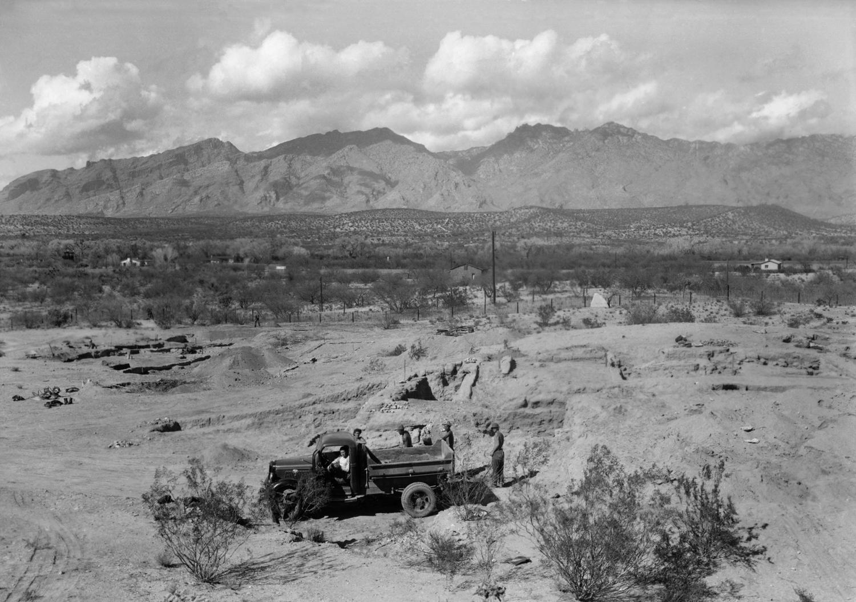 Emil W. Haury/Arizona State Museum