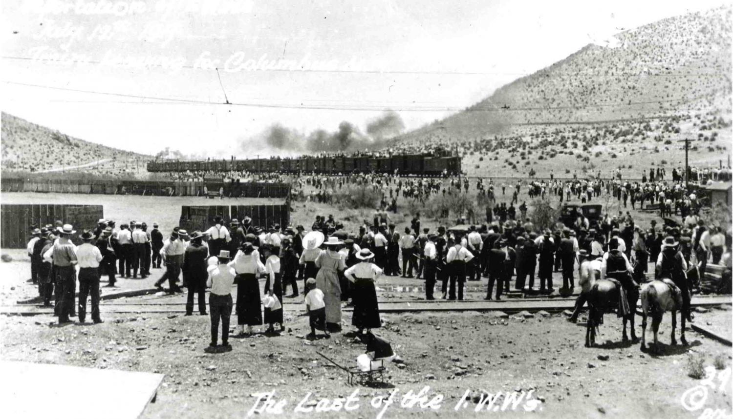 (Courtesy of the Bisbee Mining & Historical Museum, a Smithsonian Affiliate)