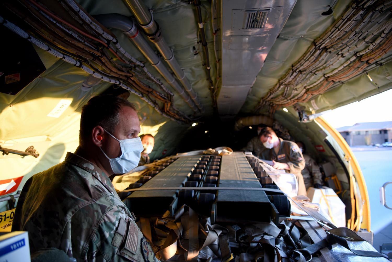 Michael Matkin/Arizona Air National Guard