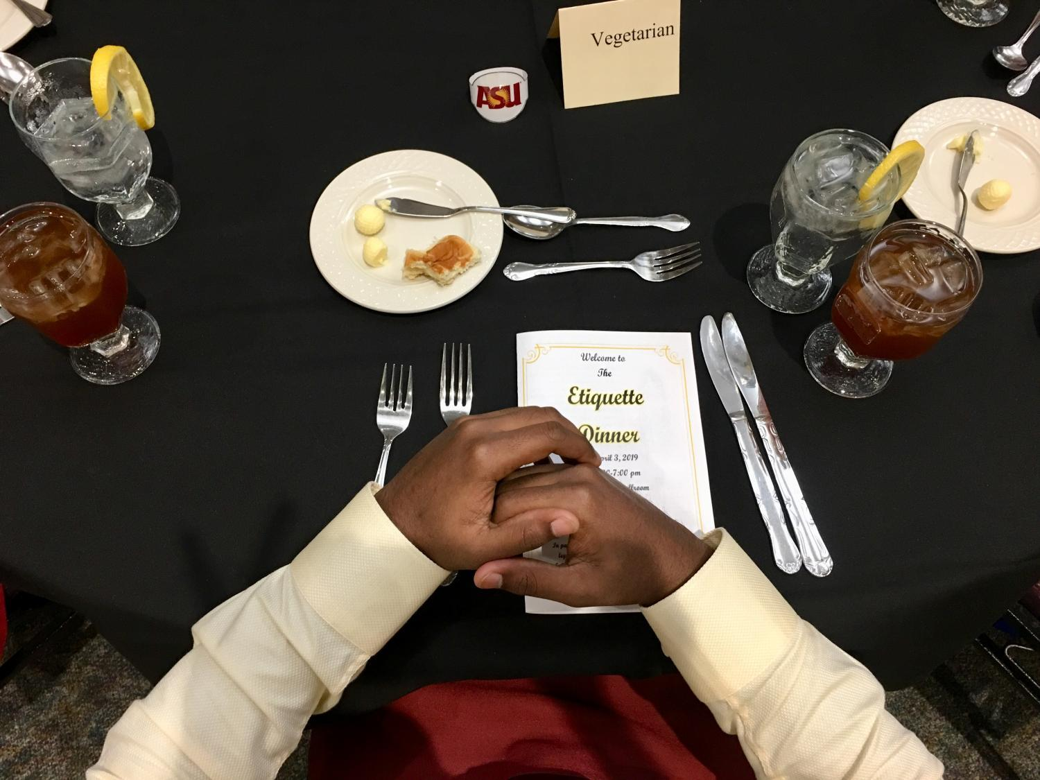 Etiquette 101: Why ASU Helps Students Master Table Manners