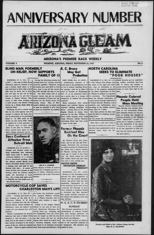 Arizona State Archives