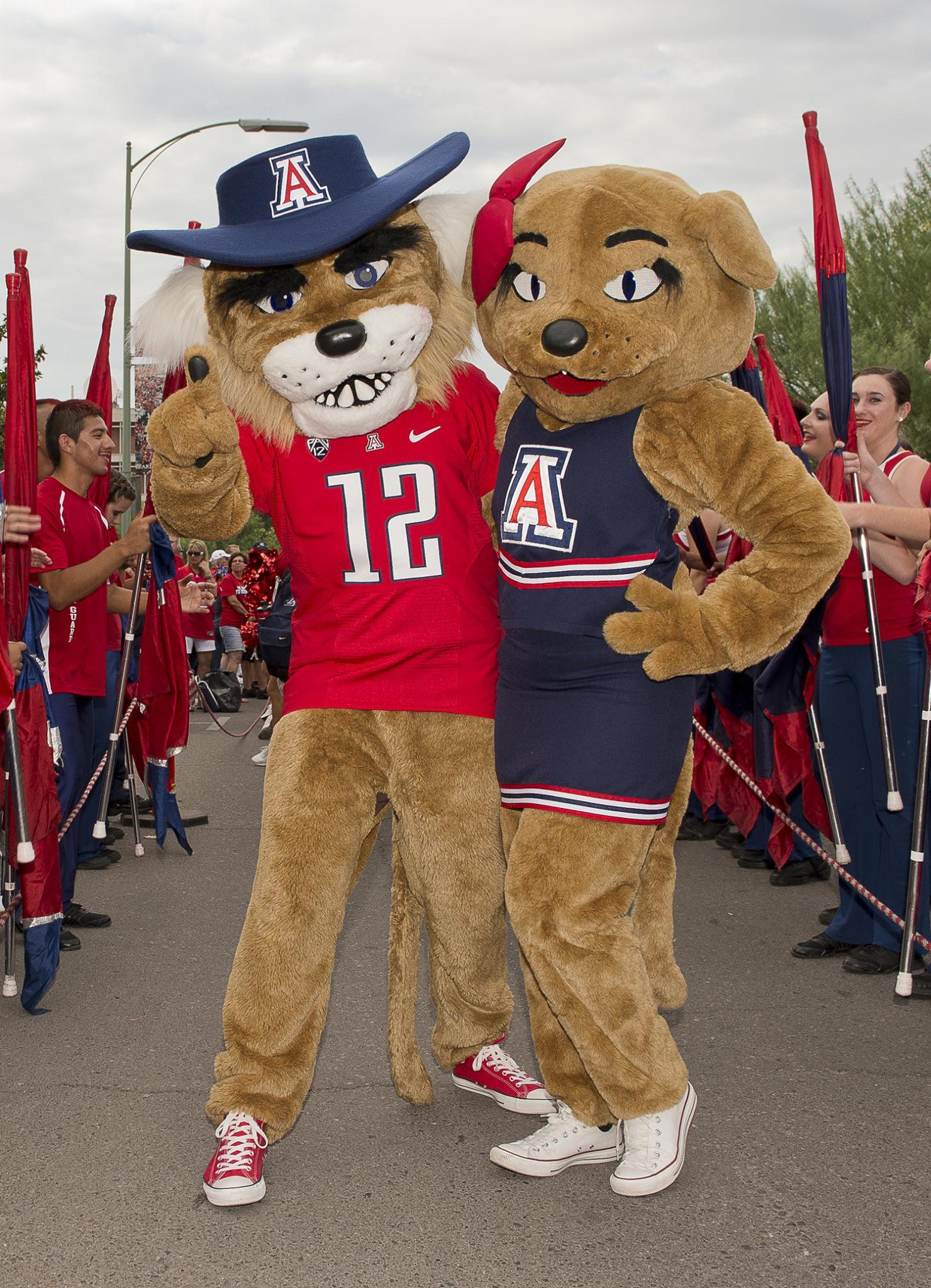 University of Arizona Athletics