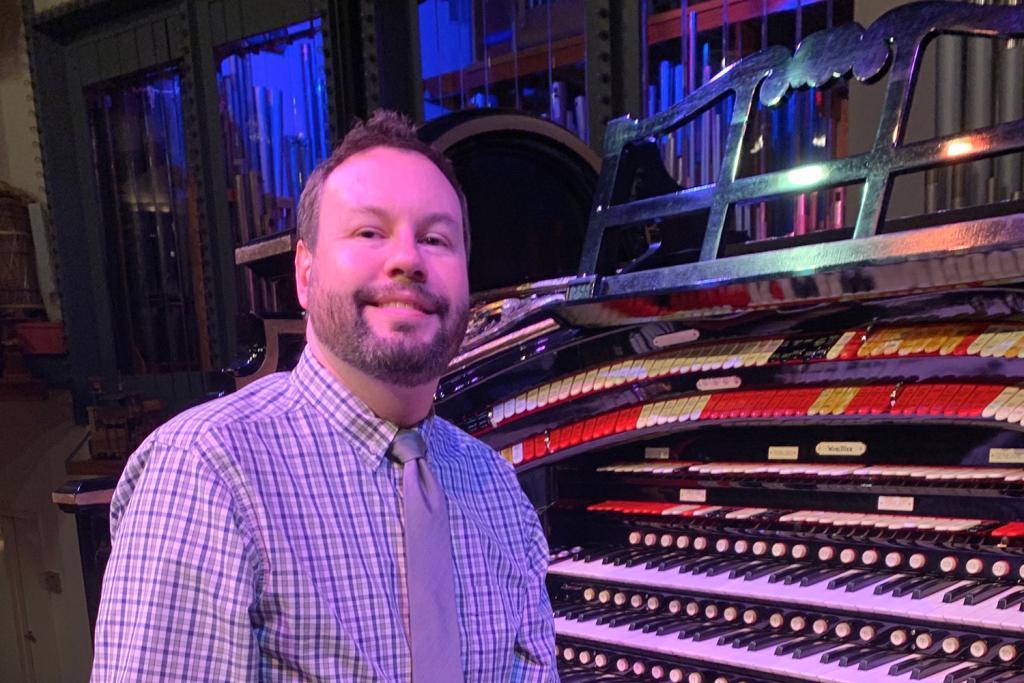 Brett Valliant Organ Stop Pizza