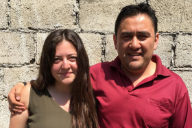 Daniela and Daniel Silva Soto