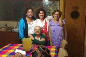 """María """"Toñita"""" Antonieta Fernández"""