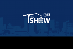 The Show logo card