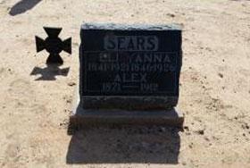 Double Butte Cemetery