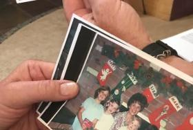 Laurie Provost shares an old family photo
