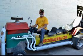 lawn mower limo