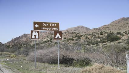 Coalition Files Suit Over Proposed Oak Flat Copper Mine