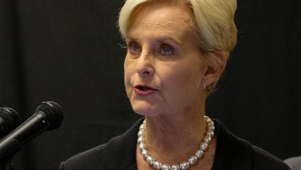Report: Biden Considers Cindy McCain For Ambassador Post
