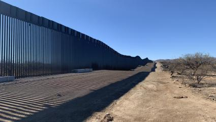 Environmentalists Want Sections Of Trumps Border Wall Removed