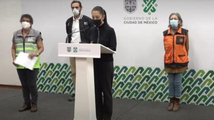 Mexico City Plans External Investigation In Train Wreck