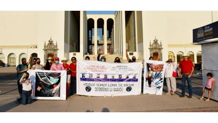 Yaqui Community Protests 2 Months After 10 Men Went Missing